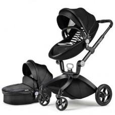 бебешка количка Hот Мом аналог Мима Хари/Mima Xari 2 в 1 черно